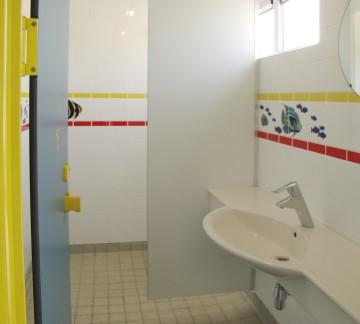 Sanitair faciliteiten - Scheldeoord - Scheldeoord